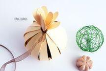 Folies Opalines / Créations en carterie, décorations éphémères, accessoires mode, DIY