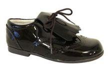 inglesitos de charol / Zapatos ingleses, inglesitos, botas inglesas, bota tipo inglés con acabado en charol para los momentos más especiales.