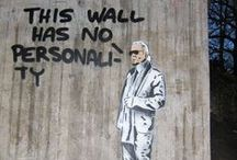 Urban Art / Streetart / political correct