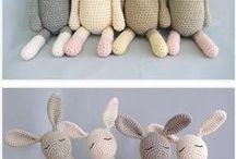 Crochet, tricot, broderie et point de croix