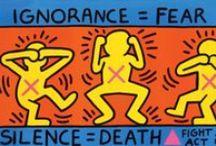 Keith Haring / 1958 - 1990