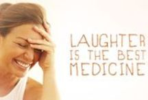 L O L / A merry heart does good, like medicine... Proverbs 17:22a