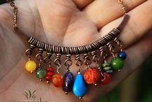 Náměty k tvorbě šperků