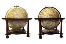 Antique Globes