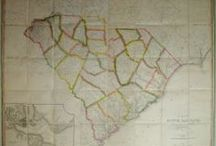 Mapping of the South