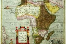 Mapping of the African Continent