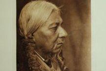 "Edward Curtis Photogravures / from the North American Indian, Portfolio XIX 1927 Medium:  Photogravure on van gelder paper Dimensions:  22 1/4 x 18"""