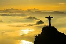 places to visit // Brazil