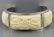 Native American / Jewelry and art