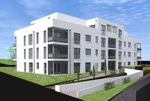 City Lifestyle Aschaffenburg / Vom Baubeginn bis zur Fertigstellung - dokumentiert von DREGER Immobilien
