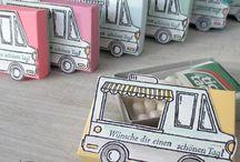 Boxen, Goodies und noch mehr Verpackungsideen (Stampin up) / Ideen!