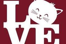 ♪ Cat Art ▒ / Lovely cat paintings