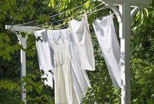 Garden Washing line