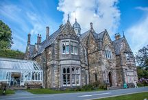Plas Glyn Y Weddw, North Wales / http://sightseeingshoes.blogspot.co.uk/2015/08/plas-glyn-y-weddw.html