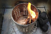 Outdoor Cooking with a Hobo Stove / http://sightseeingshoes.blogspot.co.uk/2015/08/city-guides-6-things-not-to-miss-in.html