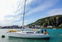 A Day In The Life (Boat)... / Three Peaks Challenge 2015, Barmouth Bay, Nth Wales
