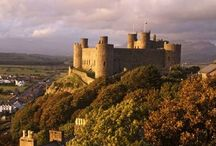 Harlech Castle NEW Visitor Centre and Cafe / Harlech, North Wales