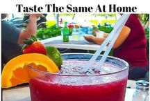5 Drinks That Just Don't Taste The Same When You Make Them At Home... / Vacation And Festive Drinks