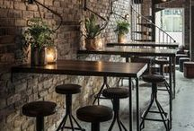 décor // restaurants
