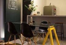 décor // gourmet space