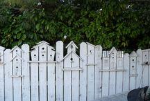 Garden walls & fences