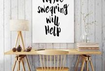 Posterliebe {printables and posters}