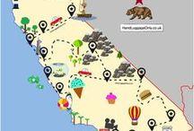Reiselust Kalifornien {California}