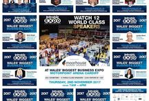 Introbiz Expo in Cardiff, South Wales / Wales' Biggest Business Expo