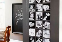 Captured Moments / Photography Ideas & ways to display your photos / by Amber Burr