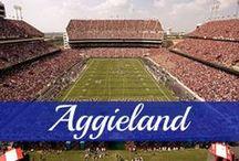 Aggieland / Thanks & Gig'em!