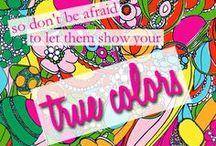 20 True Colors - Ware kleuren