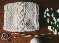 Knitting / Inspiration for knitting projects and design