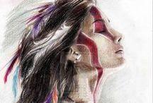 Native American / Native American / Kızılderililer