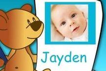 Foto geboortekaartjes (foto zelf plaatsen) / Deze foto geboortekaartjes kunnen worden voorzien van de foto van uw eigen baby. Het plaatsen van de foto doet de klantenservice voor u. De mooiste geboortekaartjes, de beste service!