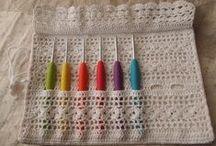 8 Crochet paterns- Haken patronen