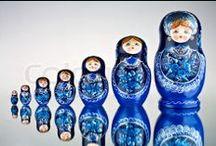 7 Matroesjka, Nesting dolls