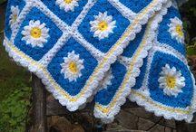 Crochet Afghans / Rugs / by Diane Willocks
