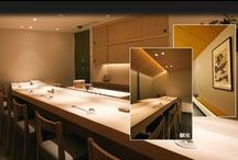 Tomita Project Commercial Space / Tomitaの作品が使われているレストランをご紹介します.