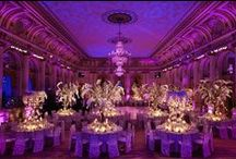 Wedding lightning / Wedding decor with lightning (candles, professional ligtning)