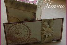CARDS - PŘÁNÍČKA  EXPLOSIVE BOX / BOX