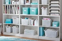 Interiors: Shelves Styling
