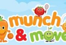 Munch and Move