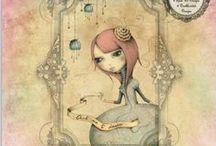 Mirabelle / Inspiración para crear proyectos con la colección en papel de Mirabelle