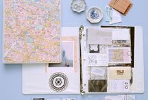 Keeping Keepsakes Safe / Binders & Books to organize Keepsakes, artwork, report cards, & anything else you want to keep.  / by Amber Burr