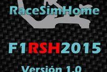 F1RSH2015 / RFactor 2 Mod. F1 2015