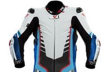 Racing leather suit design