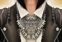 Chain Gang - neck pieces to die for
