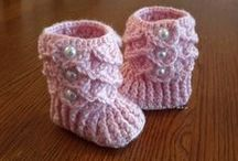 Baby Booties by Craft Me Crazy