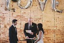 Fort Common Wedding Inspiration