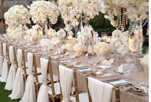 Designer Tables / by First Class Events